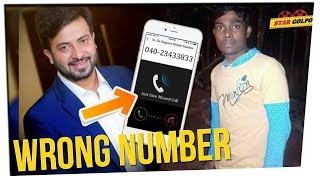 Driver Sues Bangladeshi Actor for Sharing His Number ft. Steebee Weebee & DavidSoComedy