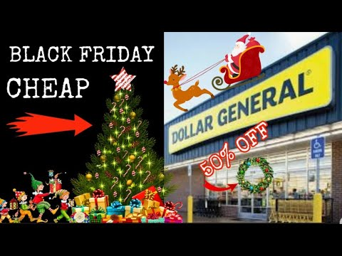 DOLLAR GENERAL BLACK FRIDAY AD 2019 | THE BEST DEALS