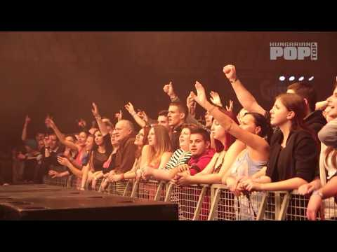 Hungarian PopTop Szombathely Arena Savaria - Delta koncert a vendég: Josh