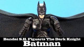 S.H. Figuarts Batman The Dark Knight Bandai Tamashii Nations