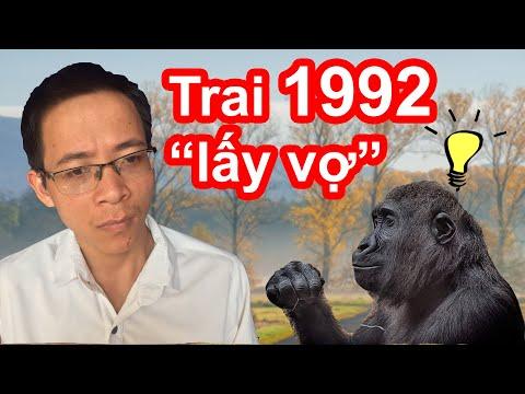 Trai 1992 Nhâm Thân Tuyệt đối Không Lấy Vợ Tuổi Này - Phong Thủy Người Việt