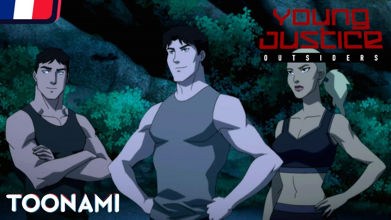 Download Young Justice Outsiders 🇫🇷 | Évolution [Episode #7]