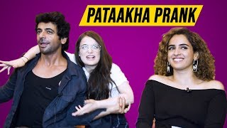 Sunil Grover's Pataakha Prank & Interview With Radhika And Sanya Will Leave You in Splits |Exclusive
