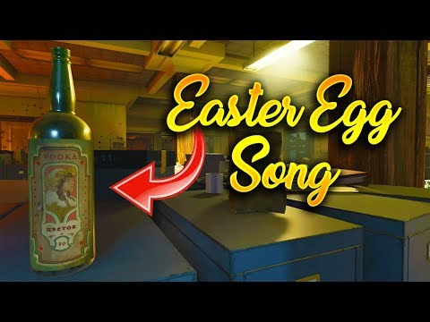 CLASSIFIED EASTER EGG SONG (All Part Locations)
