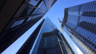 City of London Skyscrapers - Walking Financial District from Bank to Bishopsgate