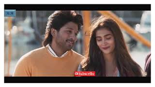 tu ada hai tu mohabbat dj remix Allu Arjun New song  trending song 360 x 640