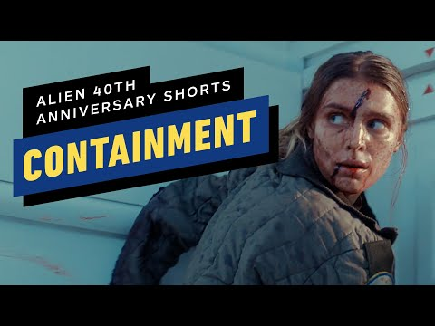 "Alien 40th Anniversary Short Film: ""Containment"""
