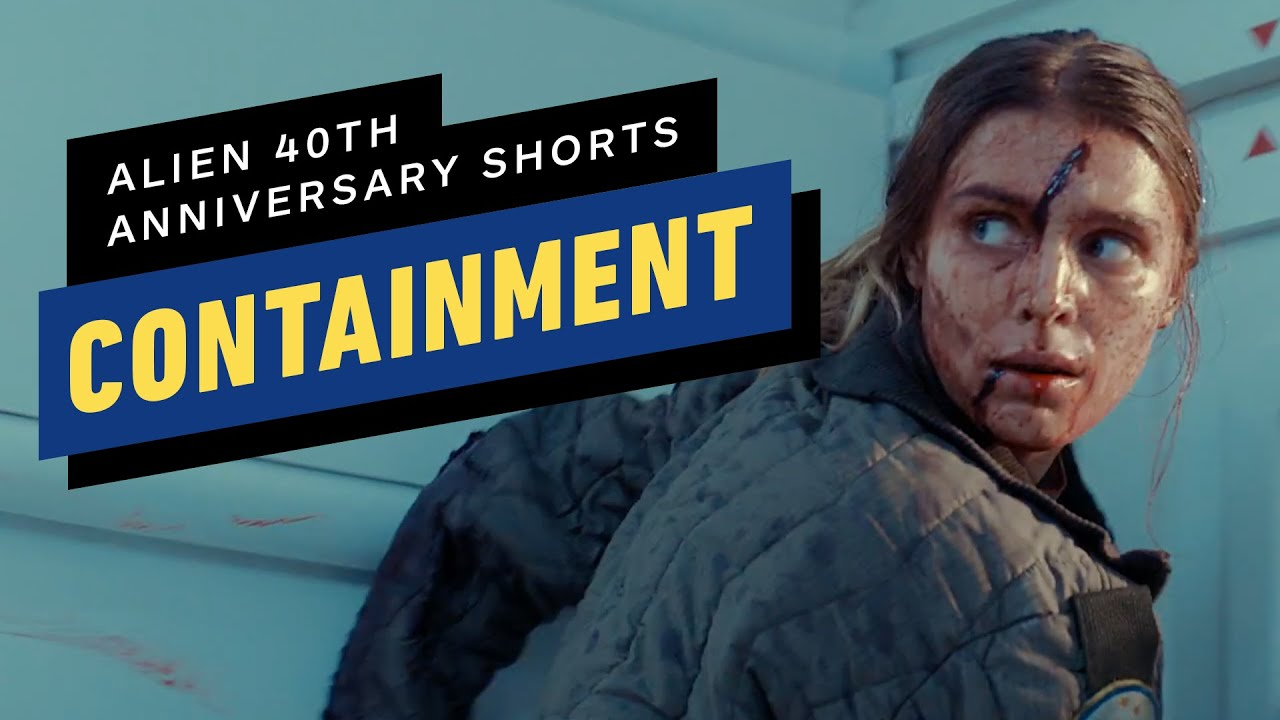 "Download Alien 40th Anniversary Short Film: ""Containment"""