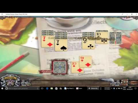 Solitaire Mystery Stolen Power HD Full