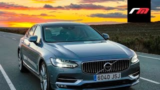 Volvo S90 D4 Inscription Auto - Prueba revistadelmotor.es