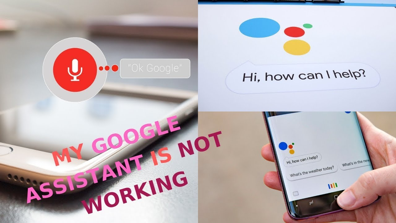 Google Assistant is not working| not speaking| listening| how to fix this  bug|Hindi