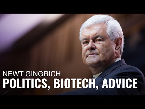 Newt Gingrich on Politics, Biotech, and Investing Advice