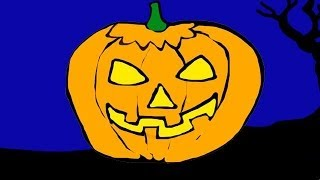 Halloween Night (Children's Halloween Song) - Little Blue Globe Band