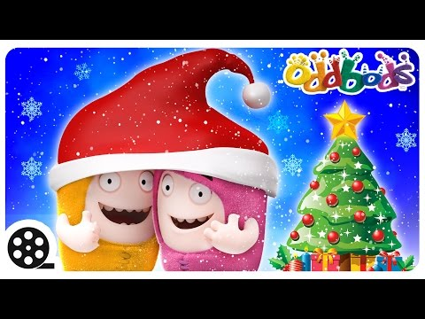 Thumbnail: Christmas | Christmas With Oddbods | Christmas Cartoons | Funny Cartoons For Children