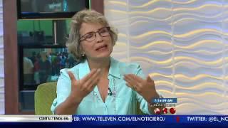 La Entrevista El Noticiero Televen - Primera Emisión - Viernes 27-05-2016