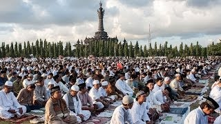 Eid ul Adha Azha 2013 in London UK & Sylhet Bangladesh SYED