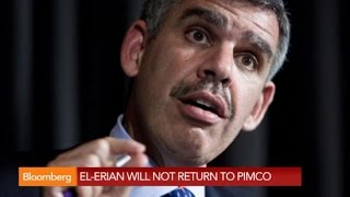 El-Erian Will Not Replace Bill Gross at Pimco: Sources