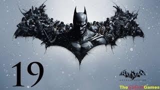 Прохождение Batman: Arkham Origins [Бэтмен: Летопись Аркхема] HD - Часть 19 (Светлячок)