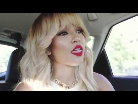 Karrueche Tran 2015 NYFW Fashion Bomb Daily Interview thumbnail