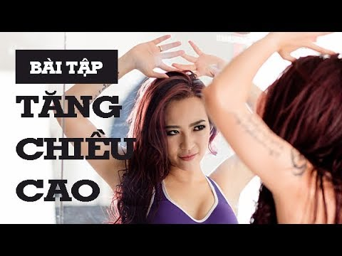 Tăng chiều cao với bài tập cải thiện tư thế (All level) ♡ Hana Giang Anh | Workout #70
