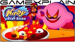5 Minutes of Kirby Star Allies Most Challenging Mode (Multiplayer Gameplay) *SPOILERS*