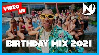 Special Hip Hop & Twerk Party Birthday Mix 2021 | Black R&B Rap Urban Dancehall Music Club Songs