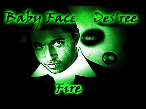 Babyface & Des'ree - Fire (High Quality Audio) + Lyrics