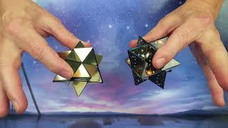 NEW STARCUBE COSMOS FROM CALIFORNIA CREATIONS