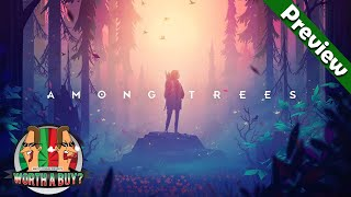 Among Trees Preview - Open World Survival