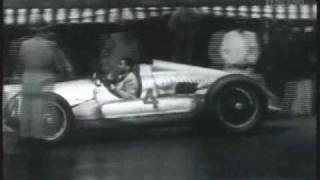 1939 Belgian Grand Prix Footage