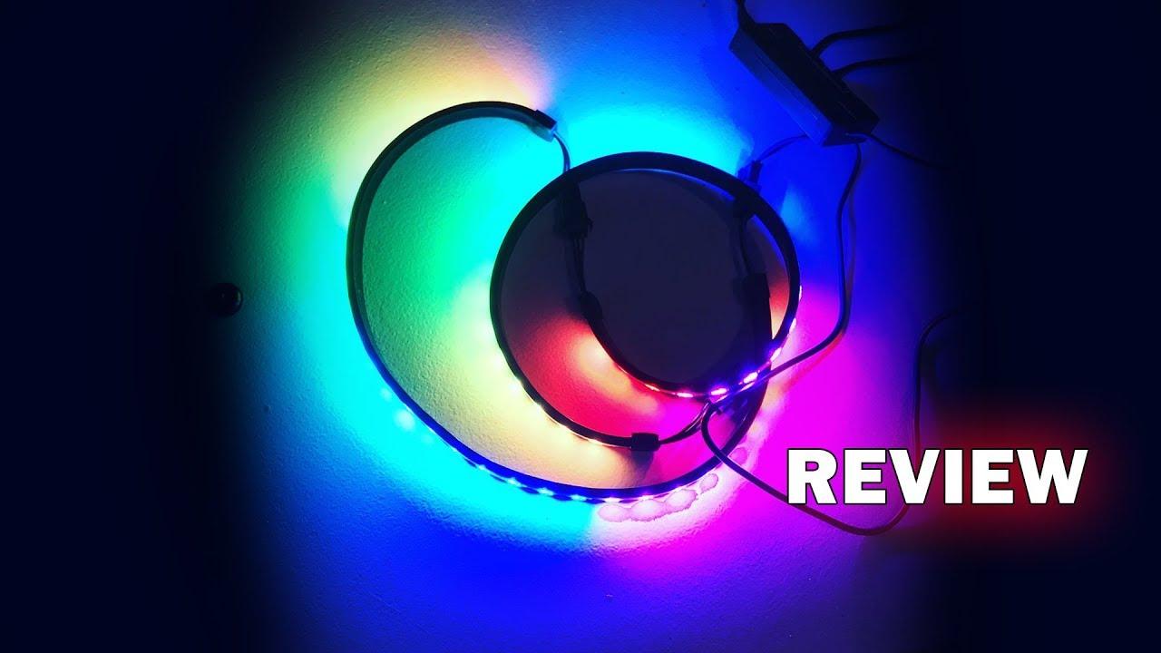 Phanteks Digital RGB Strip & Hub Review