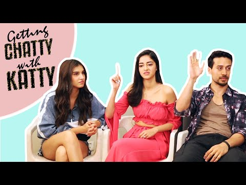 Cast of SOTY2 Reveals Their School Secrets | Getting Chatty with Katty | Student of The Years 2 Mp3