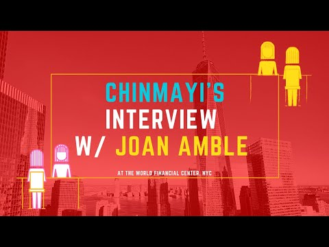 Interview with Joan Amble
