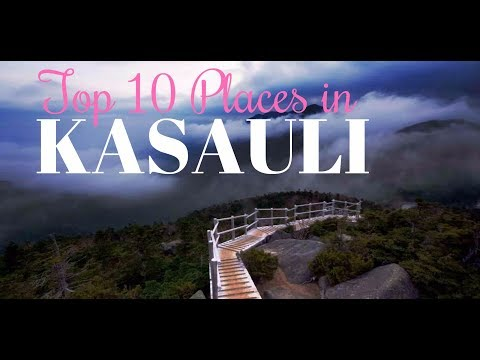Top 10 Places to Visit in Kasauli