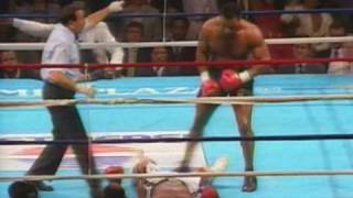 Tyson vs Spinks - 1st Round Knockout