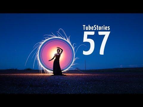 Tutoriel de light-painting: tout sur les tubes! - Histoires de Tubes 57