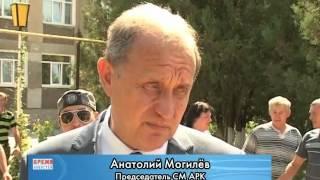 Анатолий Могилев посетил Раздольненский район