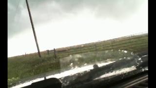 Chasse a l'orage du jeudi 18 Mai 2017 par Spencer Terry