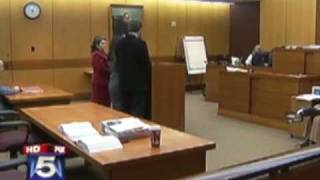 Man passes out after getting sentenced to 15 yrs