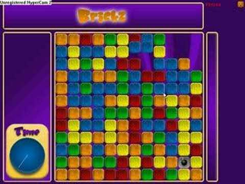 Brickz Visual Basic Game
