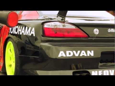 Christy Carpenter's Yokohama Nissan S15 DRIFT 2011