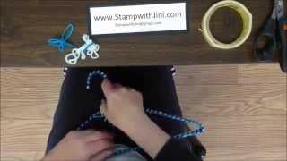Stamp with Jini SLIP FREE YARN HANGERS by Jini Merck
