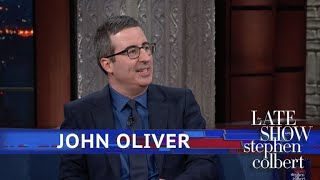 Download John Oliver Warns Meghan Markle What She's Getting Herself Into Mp3 and Videos