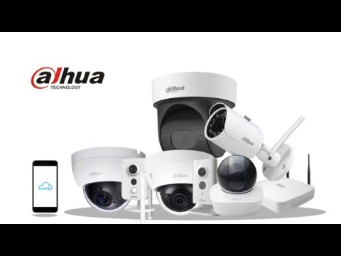Dahua Home Wi-Fi & Easy for IP