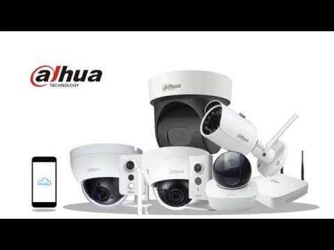 Dahua launches H 265 Wifi cameras for consumer market