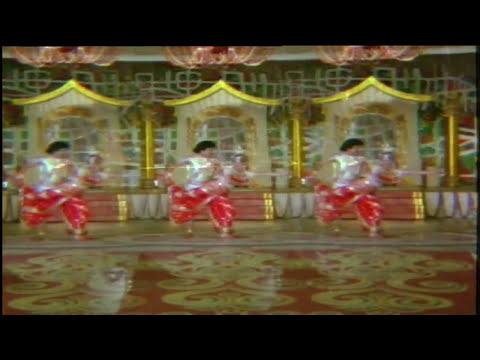 Karthavya Kannada Movie Songs | Jhana Jhana Jhana Naadavu | Vishnuvardhan | Pavithra