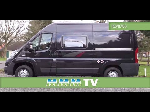 MMM TV motorhome review: short & medium wheelbase campervan comparison