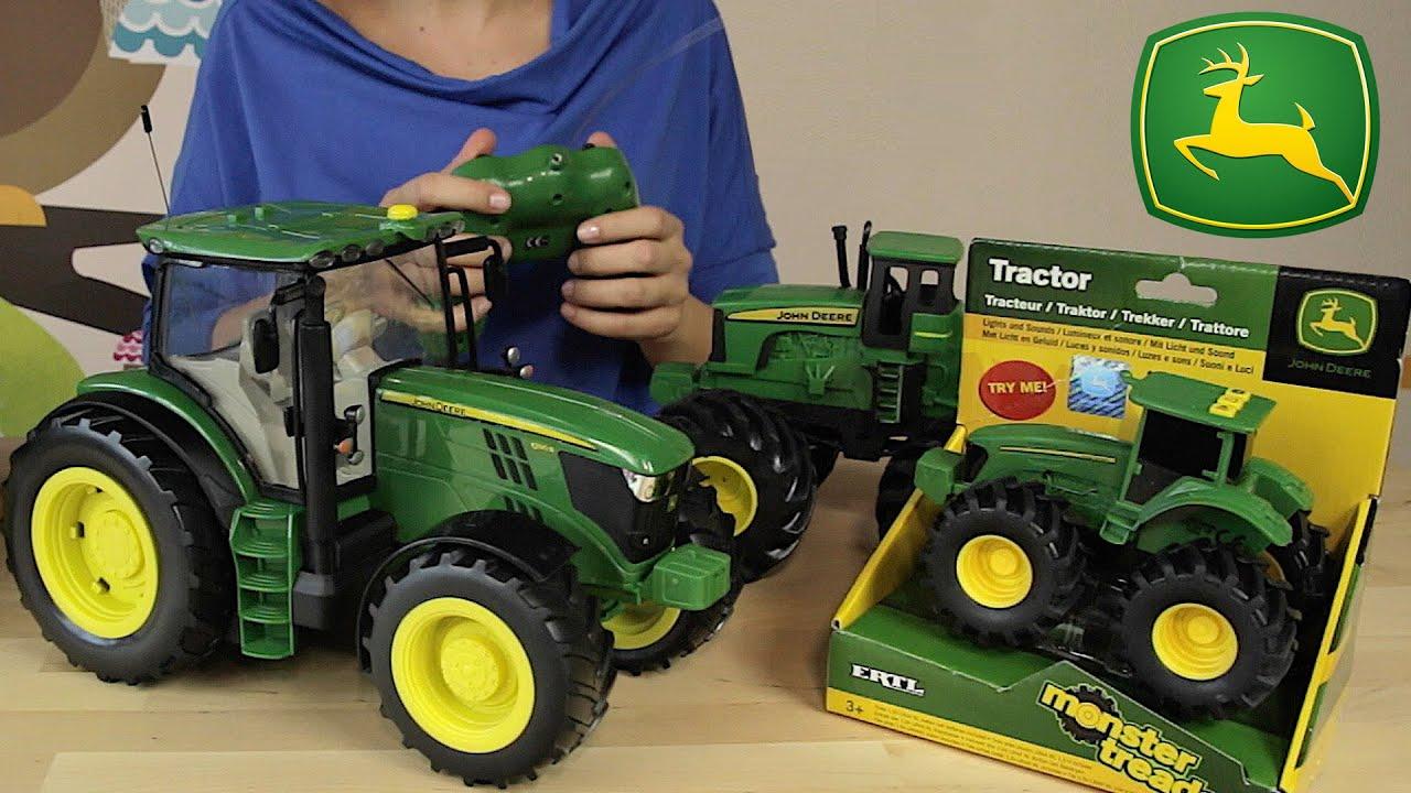 John Deere zabawka dla dzieci  YouTube -> Kuchnia Dla Dzieci Z Ekspresem