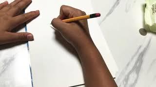 영상찍기초보,그림그리기초보(중대장 그림그리기)