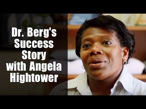 Dr. Eric Berg's Success Story with Angela Hightower